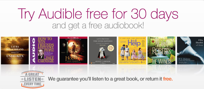 Download as many audiobooks, ebooks, language audio courses, and language e-workbooks as you want during the FREE trial and it's all yours to keep even if you cancel during the FREE trial. The service works on any major device including computers, smartphones, music players, e-readers, and tablets.