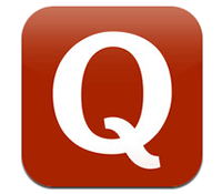 Follow/Subscribe with Quora