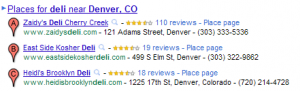 Search Engine Marketing with Google Places