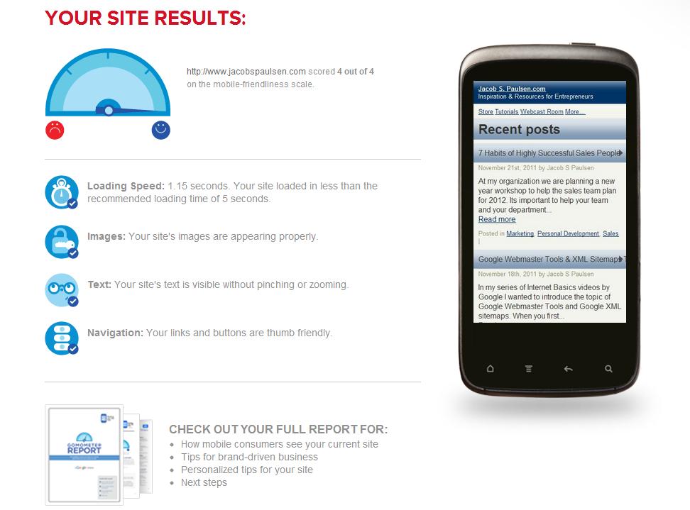 mobile tester