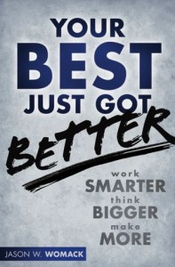 Your Best Just Got Better